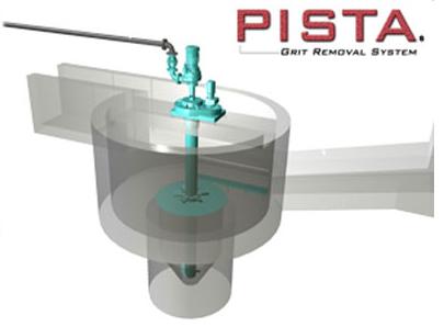 Smith & Loveless PISTA Grit Removal System