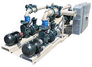 engineered booster stations, packaged booster station, wastewater booster stations, California Environmental Controls, CEC