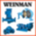 Weinman Split Case NSF 61 Pumps