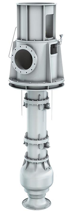 Sulzer STR Vertical Turbine Pump