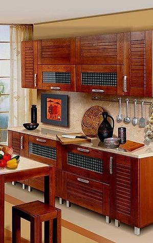 Кухни ЗОВ каталог и рамочные фасады