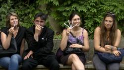 Visites théâtrales et olfactives 1