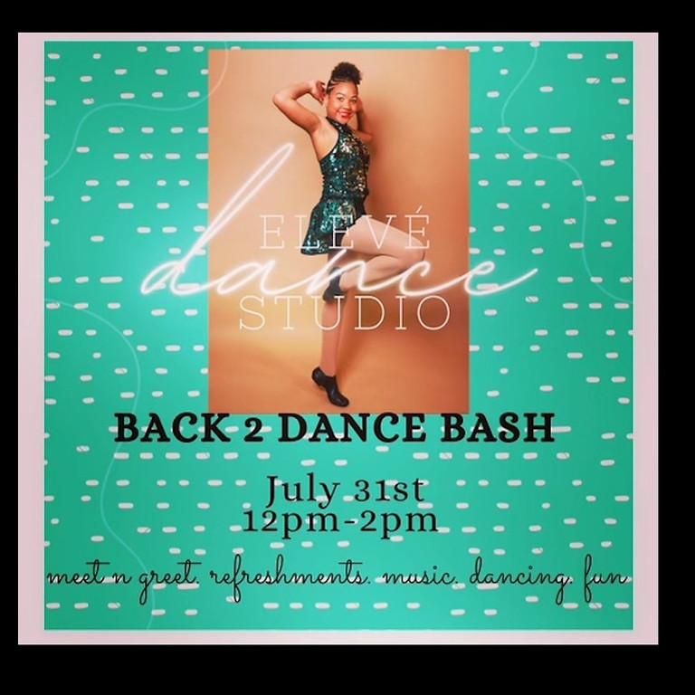 Back 2 Dance Bash