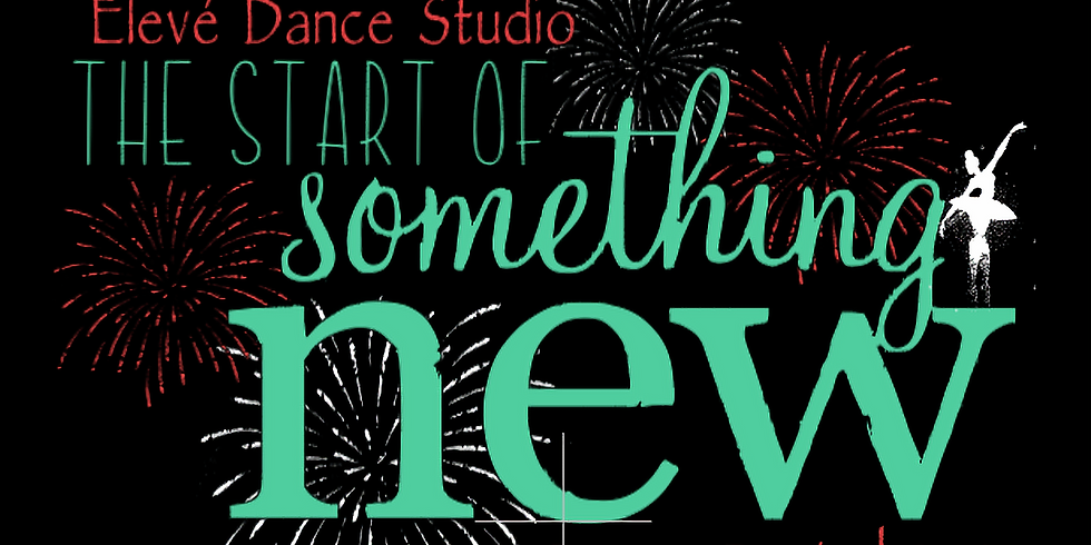 """Start of Something New"" Dance Production."
