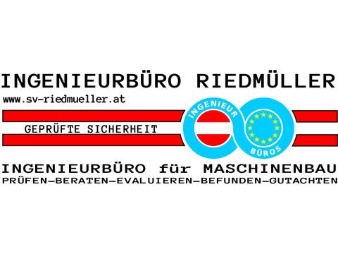 Ingenieurbüro Riedmüller - Ingenieurbüro für Maschinenbau
