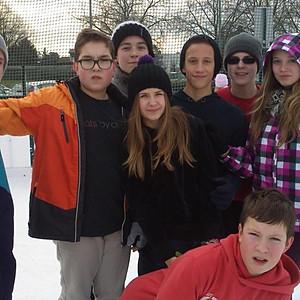 Eislaufen in Tulln