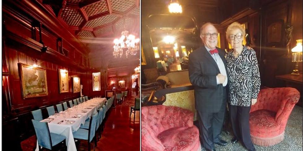 The Bicentennial Society Inaugural Luncheon