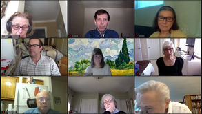 Virtual Congregational Meeting