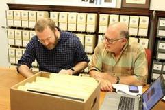John Leeker and Bill Bechman
