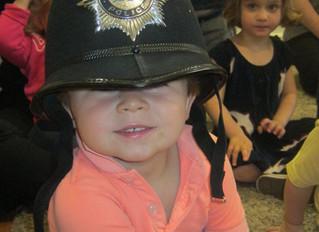 Metropolitan Police visit Old Town Nursery