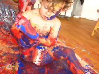Why Messy Play is Key