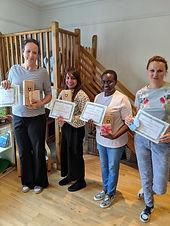 Winners Parents Choice Award- Linden Tre
