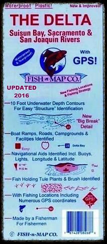 Fish N Map Delta