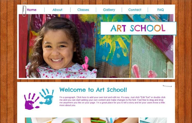 Kunstschule für Kinder