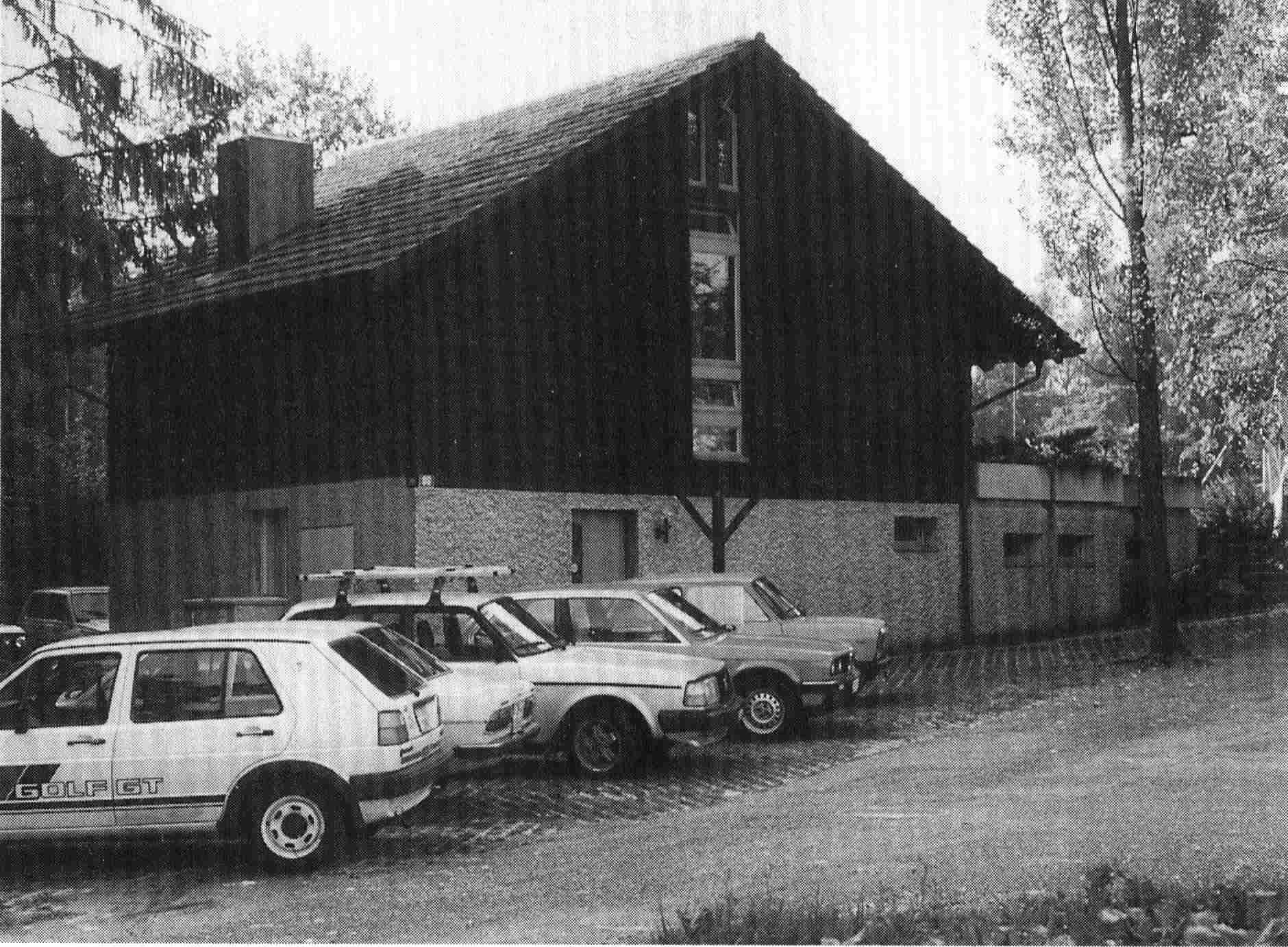 Clubhaus 1986