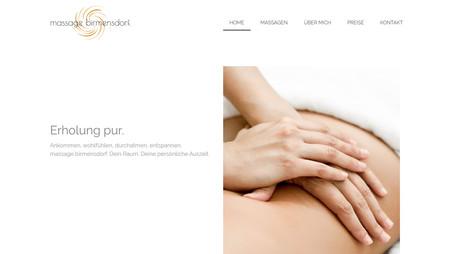 Massage Birmensdorf