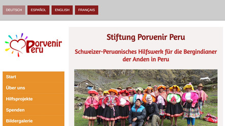 Stiftung Porvenir Peru