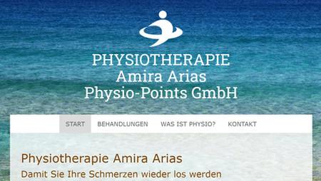 Physiotherapie Amira Arias