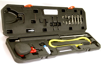 Ez hammer complete kit for hammering out dents