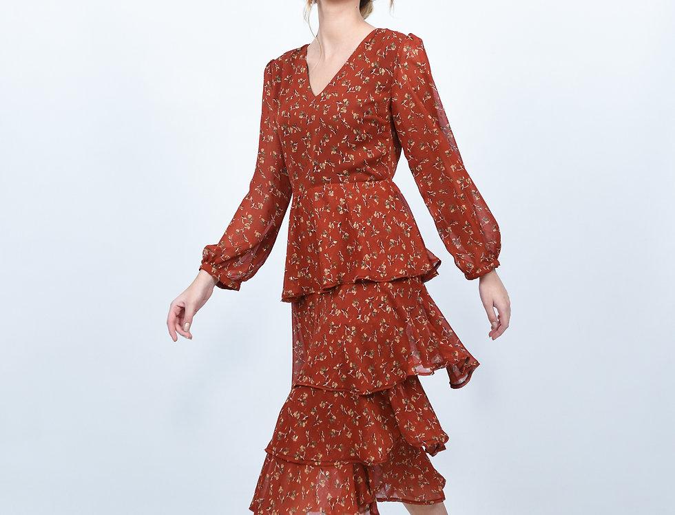 Dancing Queen Maxi Dress
