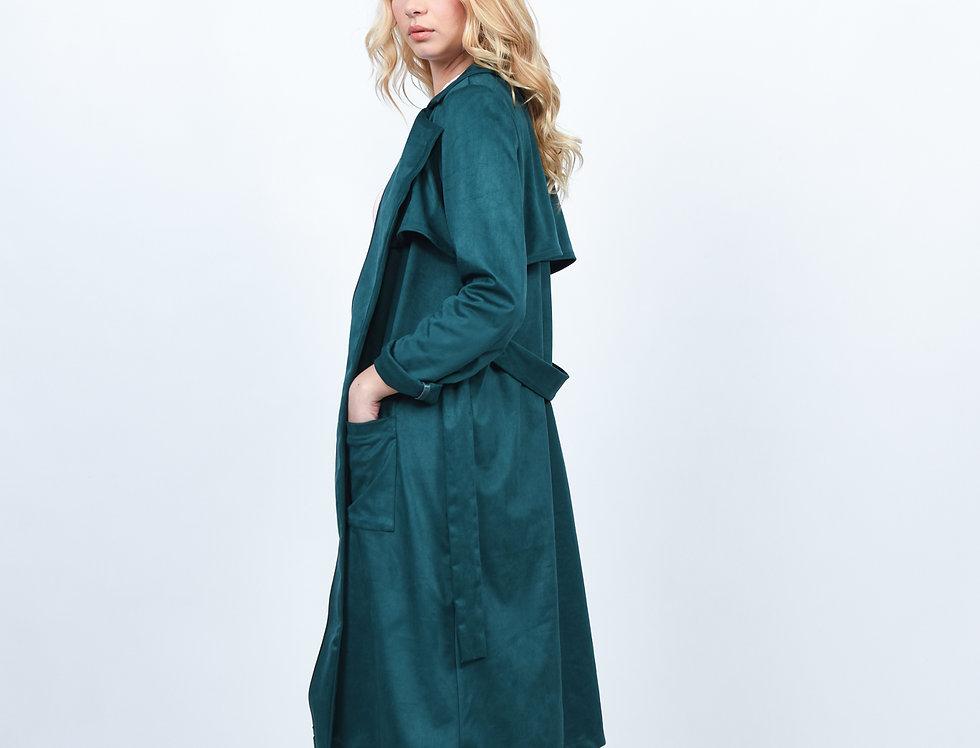 Princess Trench Coat