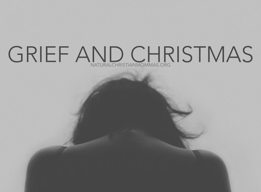 Grief and Christmas