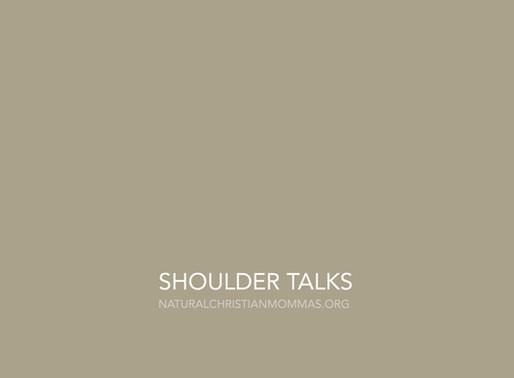 SHOULDER TALKS