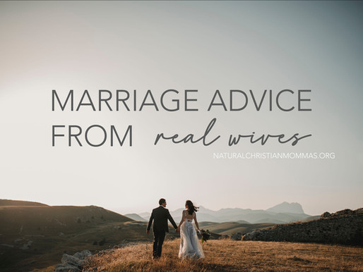 Marriage Advice From Real Wives