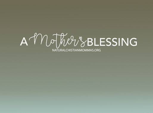 A Mother's Blessing