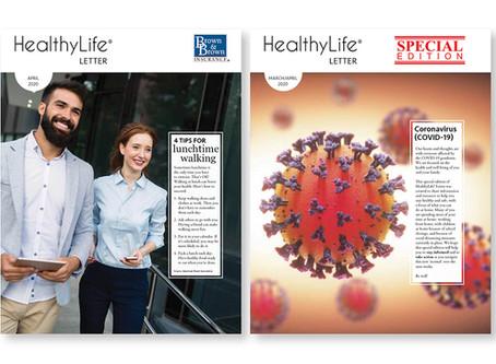 HealthyLife® Letter: April 2020