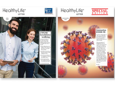 HealthyLife® Letter: April 2020