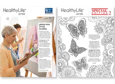 HealthyLife® Letter: June 2020