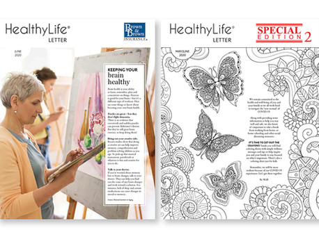 HealthyLife® Letter: June 2020