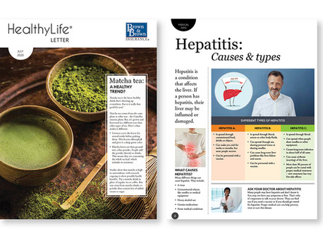 HealthyLife® Letter: July 2020