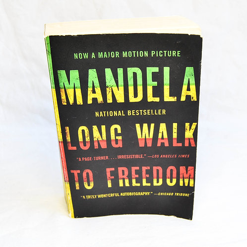 MANELA - LONG WALK TO FREEDOM (PAPERBACK)