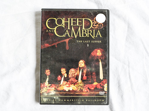 COHEED AND CAMBRIA THE LAST SUPPER