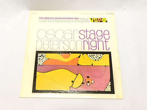Oscar Peterson - Stage Right