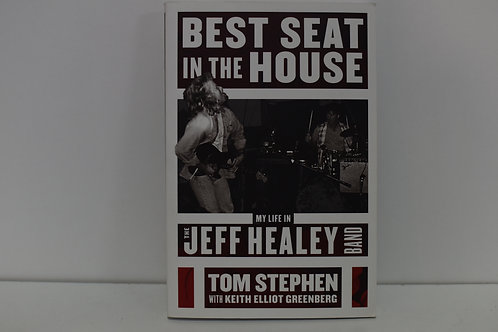 JEFF HEALEY BAND - BEST SEAT IN THE HOSUE