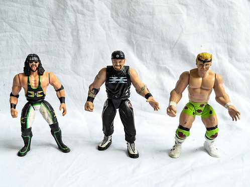 NEW AGE OUTLAWS/X-PAC SET