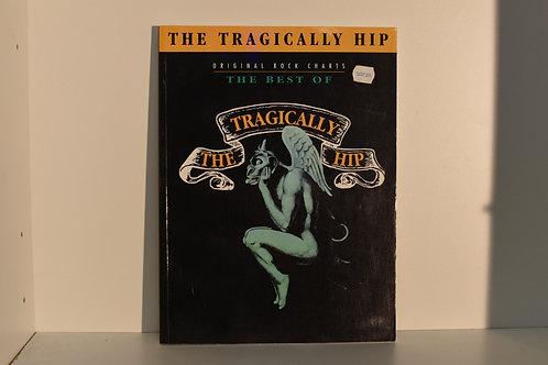 TRAGICALLY HIP - SHEET MUSIC