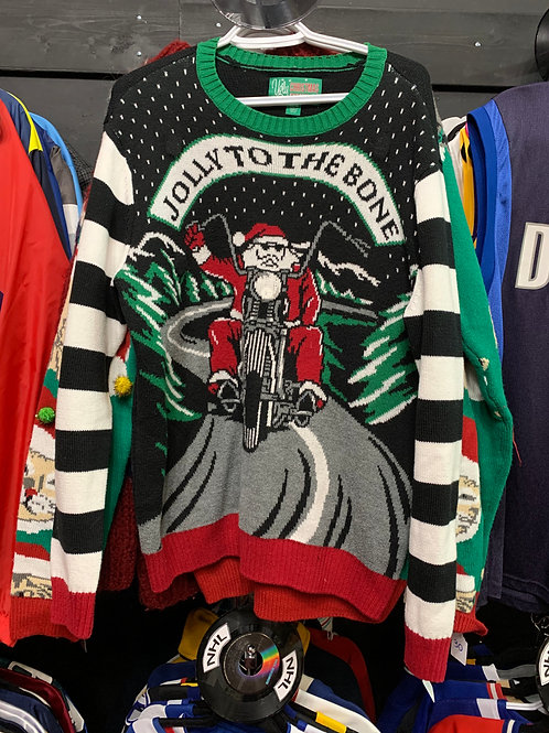 UGLY XMAS SWEATER - MED