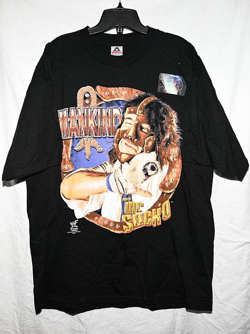 VINTAGE 90s MANKIND - XL