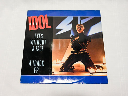 Billy Idol - Eyes Without a Face EP