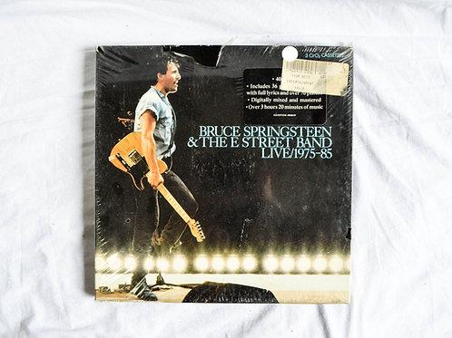 BRUCE SPRINGSTEEN - LIVE 1975-85