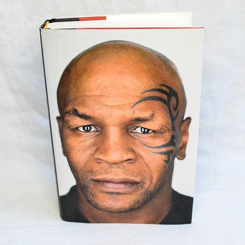 MIKE TYSON (HARDCOVER)