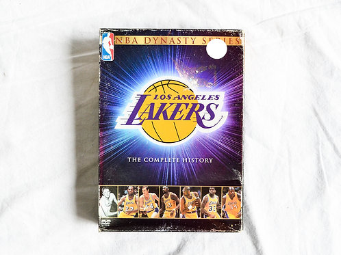 LAKERS COMPLETE HISTORY
