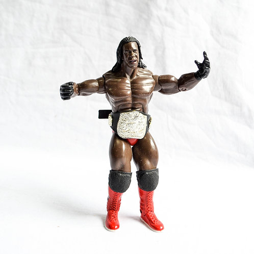BOOKER T WITH BELT