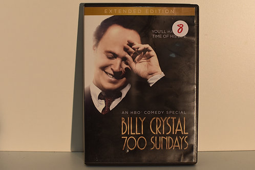 BILLY CRYSTAL - 700 SUNDAYS