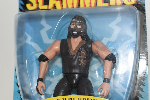 MANKIND WWF SLAMMER