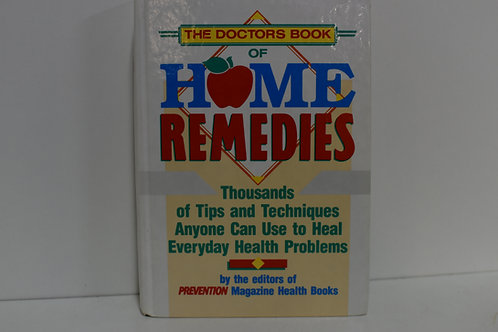 DOCTORS BOOK OF HOME REMEDIES